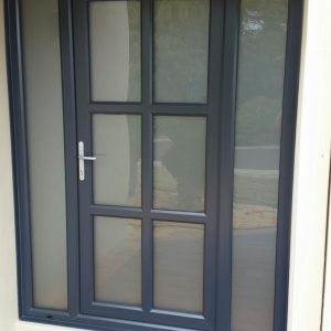 Double Glazed Entrance Doors