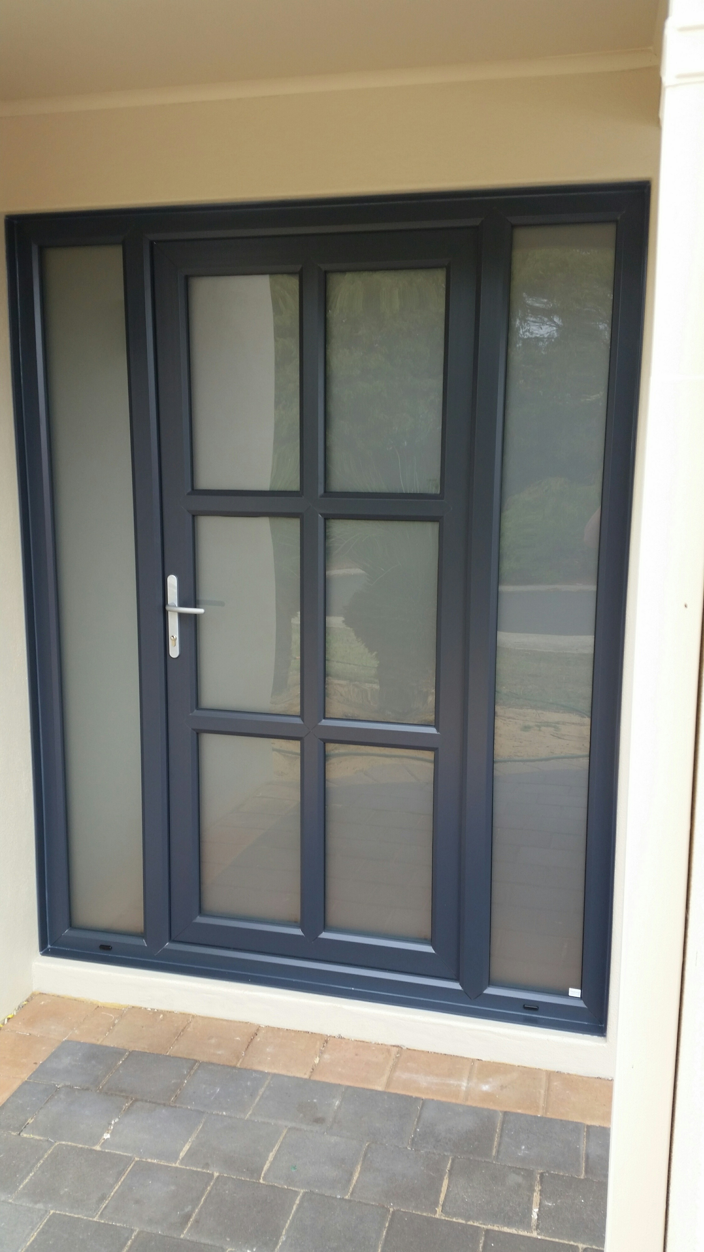 Entrance Doors Heatseal Double Glazed Windows And Doors