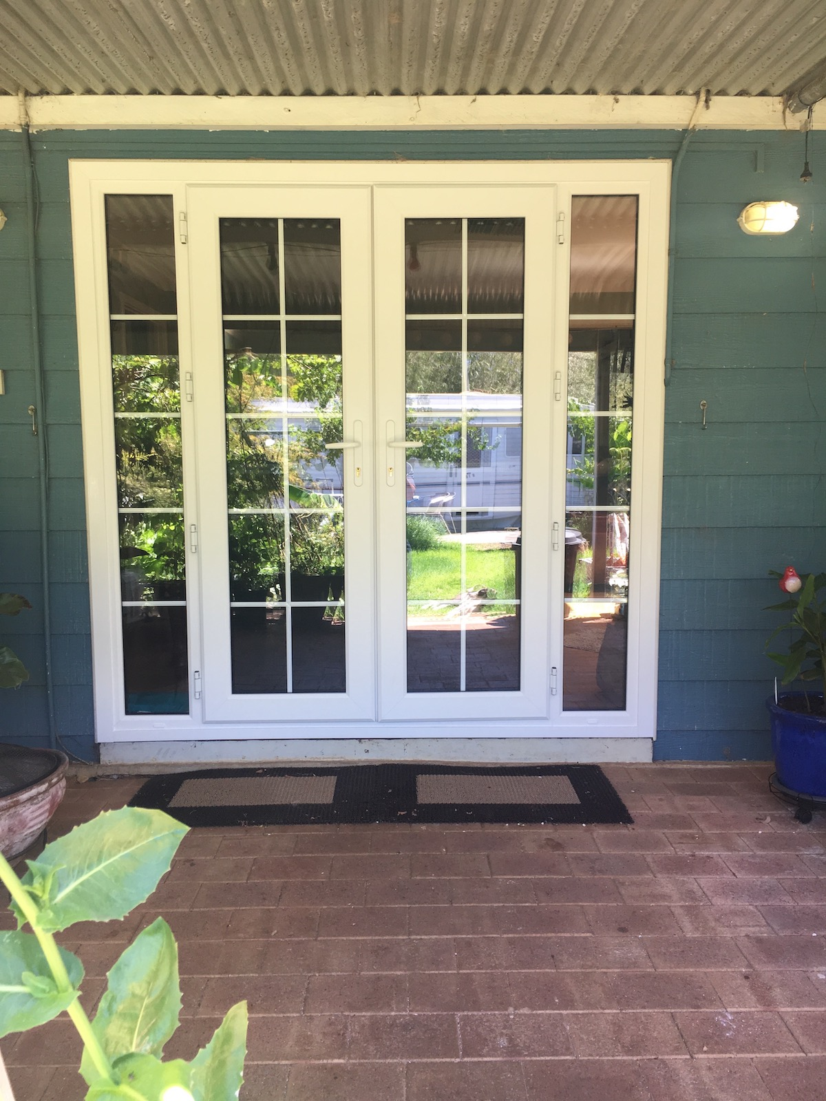 French Doors Heatseal Double Glazed Windows And Doors